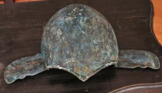 Scythian bronze helmet.  Kuban type.  About 7 - 6th century BC Chr. 9