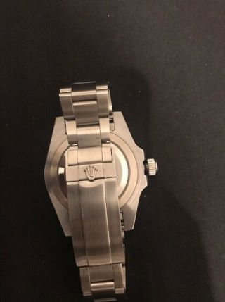 Exclusive Rolex Submariner Hulk Rare Collectible 6