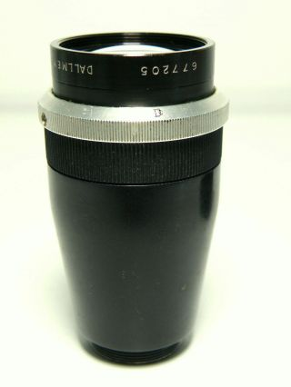 Dallmeyer - Six f1.  9 51mm 2