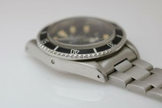 Rolex Sea - Dweller 1665 Vintage Automatic Dive Watch Circa 1970s 11