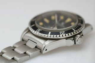 Rolex Sea - Dweller 1665 Vintage Automatic Dive Watch Circa 1970s 12