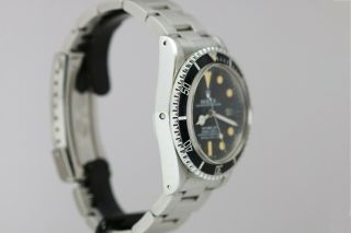 Rolex Sea - Dweller 1665 Vintage Automatic Dive Watch Circa 1970s 3