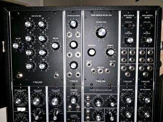 Moog Model 15 Limited - edition Reissue Modular Synthesizer MINTY RARE 5