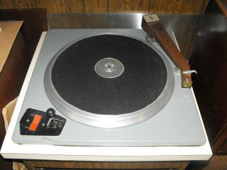 "Vintage Gates Broadcast Cb - 500 16 "" Transcription Turntable"