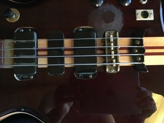 1976 Alembic Series I Vintage Electric Bass Restored 3