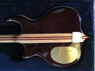 1976 Alembic Series I Vintage Electric Bass Restored 5
