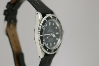 Rolex Submariner Ref 5513 Vintage Automatic Dive Watch Circa 1960s Meters First 10