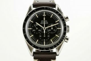 Omega Speedmaster Vintage Chronograph Watch Cal 321 145012 - 67 145012 Pre Moon