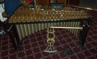 Vintage 1961 Vibraphone Model 75 Musser Century Vibe.  Was On Broadway