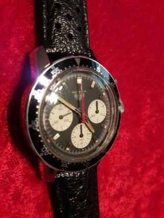 Heuer Autavia Vintage 1970 I Am The Owner This Watch Is In Conditi