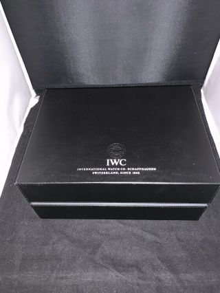 Iwc Top Gun - Split Second Double Chronograph - Iw379901 - Rare And