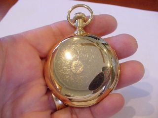 Magnificent Rare And Fine 1895 Lecoultre Le Coultre 18k Minute Repeater Hunter