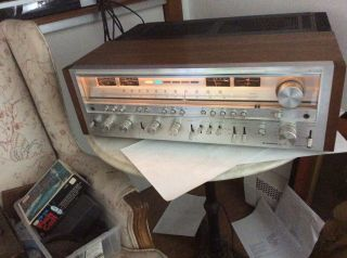 Pioneer Sx - 1280 Vintage Am/ Fm Stereo Receiver