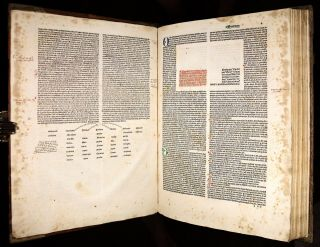 1491 DECRETALS Pope Boniface VIII MEDIEVAL CANON LAW incunable in GOTHIC BINDING 3