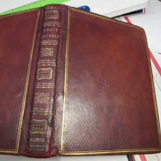 All The Famous Battels/1578/rare 1st Edit/john Poleman/sold For $357.  50 In 1913