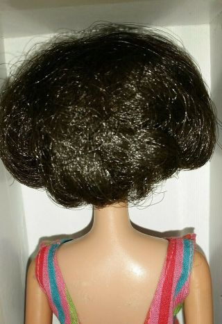 Vintage Barbie Low Color Midnight Sidepart American Girl,  OSS,  Japan OT 3 DAYS 8