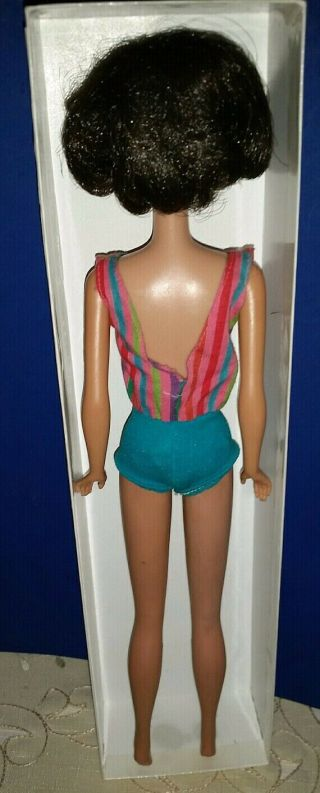 Vintage Barbie Low Color Midnight Sidepart American Girl,  OSS,  Japan OT 3 DAYS 9