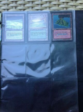 1993 magic the gathering (mtg) international collectors edition full set 12