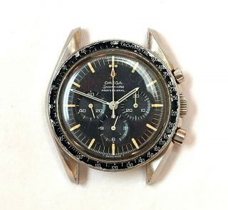 Vintage Omega Speedmaster Professional Moonwatch 145.  012 - 67 Cal 321 Don Bezel