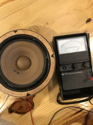 Vintage Extremly Rare Western Electric 755A Speaker 9
