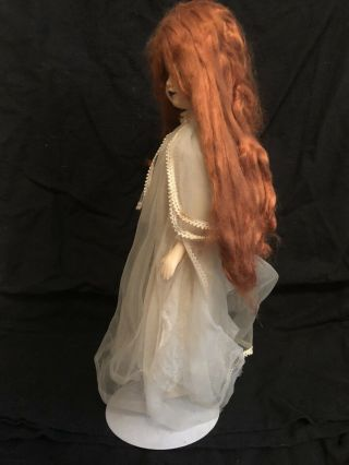 Living Dead Dolls Rare Tall Lady Ed Long Made Holy Grail His Mother's Doll 2