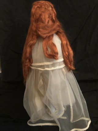 Living Dead Dolls Rare Tall Lady Ed Long Made Holy Grail His Mother's Doll 3