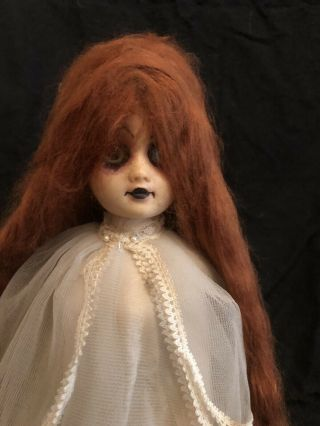 Living Dead Dolls Rare Tall Lady Ed Long Made Holy Grail His Mother's Doll 5