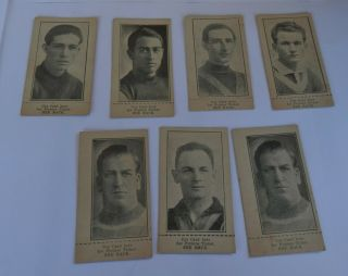 AFL VFL WAFL OLD RARE FOOTBALL CARDS 1920s 30s 3