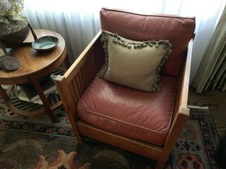 Two Stickley Side Chairs 2