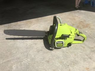 Poulan 4200 Counter Vibe Chainsaw Vintage (4400 5200 5400 8500)