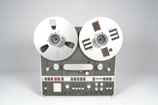 Revox A700 Tape Recorder - Reel - To - Reel - Player - Vintage - Audiophile