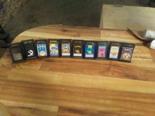40 Vintage Camel Zippo Lighters,  40 Other Zippos,  Display Unfired 80 Total