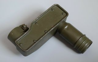 Rare Wwii German Mg34 Mgz Lafette Optical Sight Periscope Mg42 Zieloptik Scope