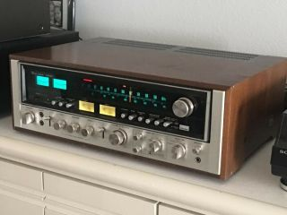 Vintage Sansui 9090db Stereo Receiver -.  Made In Japan - 125w
