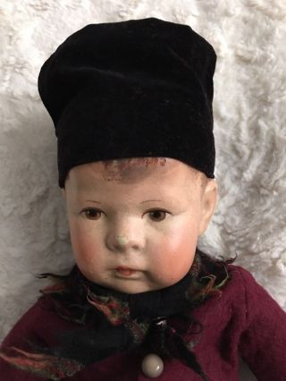 Antique Kathe Kruse Doll