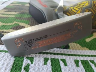 "Rare Bettinardi 44 Magnum Mag Putter 35 "" Dass Bb1 Style 34 """