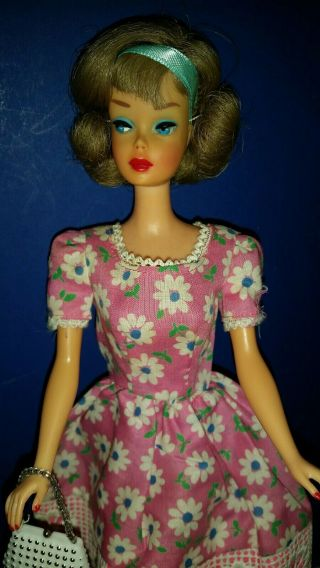 Vintage Barbie Pink Skin Japanese Excl.  American Girl Sidepart,  Doll Only 5 Days