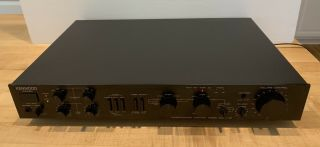 Vintage Kenwood Basic C2 Preamp Preamplifier W/mm&mc Phono Section -