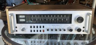 Mcintosh Mac 4100 Solid State Stereo Receiver - Vintage - Phono Stage