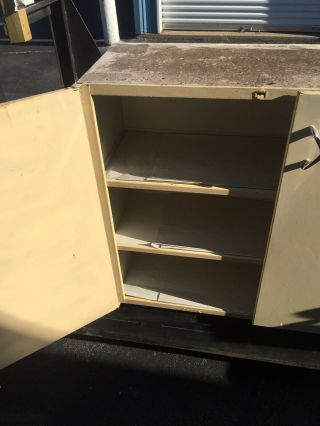 Vintage 1950s Youngstown Metal Cabinets,  Sink,  GE Dishwasher,  Etc. 5