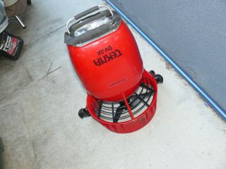 Vintage Tekna Dv - 3x Underwater Electric Diving Scooter Usa