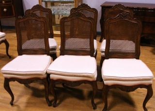 Karges Dining Chairs,  Set Of 6 With