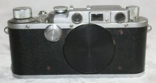 Rare Near Kardon Civilian Rangefinder Camera Body
