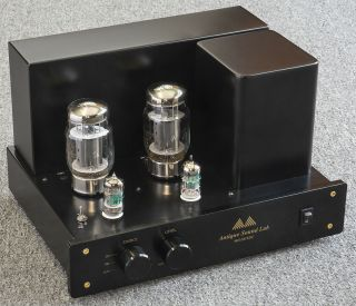 Antique Sound Lab Mg - Si15dt Integrated Tube Amp - Single Ended/pure Class A - Asl