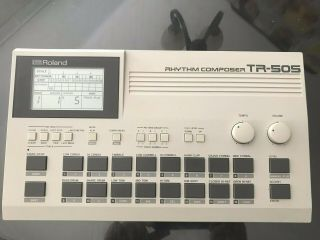 Roland Tr - 505 Rhythm Composer Vintage Drum Machine