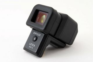 Rare Leica Evf 3 Electronic Viewfinder For D - Lux6