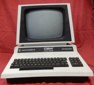 Vintage Commodore Pet 8032 Computer