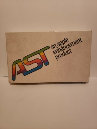Vintage Apple Macintosh Memory Expansion