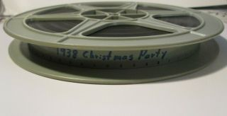 16mm Film Leon Schlesinger 1938 Christmas Party Vintage Warner Brothers Cartoon
