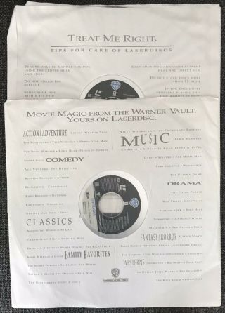 Rare Hard To Find 1999 THE MATRIX WIDE SCREEN Edition Laserdisc LASER DISC Image 4